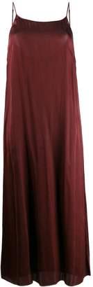 UMA WANG sleeveless midi dress