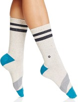 Stance Cross Hatch Crew Socks