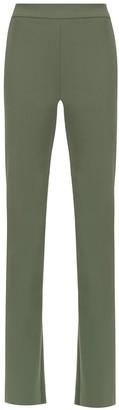 Gloria Coelho Flared Trousers