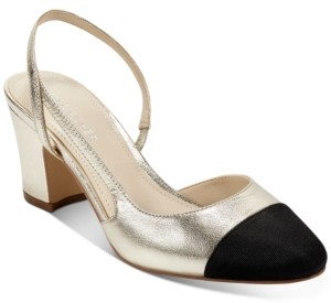 Marc Fisher Laynie Slingback Pumps Women's Shoes