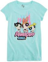 Asstd National Brand Short Sleeve My Little Pony T-Shirt-Big Kid Girls