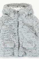 Boboli Faux Fur Coat
