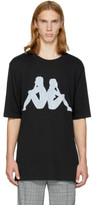 Faith Connexion Black Kappa Edition los Angeles T-shirt