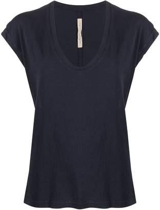 Raquel Allegra cap sleeve T-shirt