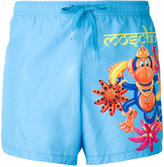 Moschino monkey swim shorts - men - Polyester - S