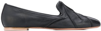 Anna Baiguera Flex quilted loafers