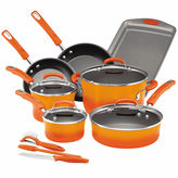 Rachael Ray Hard Enamel Nonstick 14-pc. Cookware Set