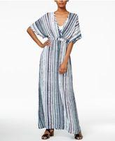 Bar III Striped Maxi Dress, Created for Macy's