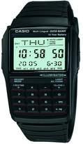 Casio Databank 10yr Battery Watch Black