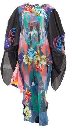 Couture Noki - X Jenny King Embroidery Street Dress - Womens - Multi