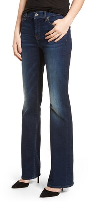 7 For All Mankind b(air) Tailorless Iconic Bootcut Jeans