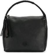 Tory Burch Taylor hobo bag - women - Leather - One Size