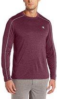 Champion Men's Powertrain Heather Long-Sleeve T-shirt