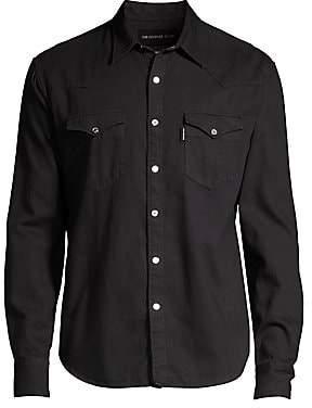 The Kooples Men's Western Shirt