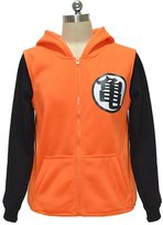 Miccostumes Dragon Ball Z Son Goku Kame Anime Winter long sleeves Hoodie Jacket