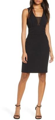 Harlyn Mini Bodycon Sheath Dress