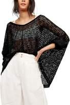 Free People Napa Crochet Sweater