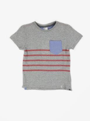 Sovereign Code Boys Tobias Front Pocket T-Shirt