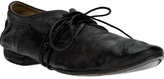 Marsèll distressed lace up shoe