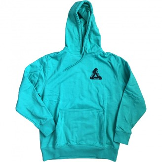 Palace Green Cotton Knitwear