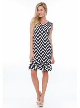 White Mark Women's Tiera Dress