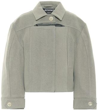 Jacquemus Albi wool-blend jacket