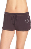 Junk Food Clothing Heart Graphic Lounge Shorts