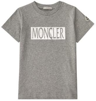 Moncler Kids Logo T-Shirt (8-10 Years)