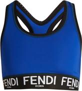 Fendi Racer-back performance bra