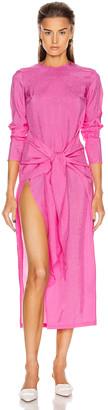 Atoir The Paris Dress in Shocking Pink | FWRD