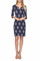 Hatley Navy Floral Dress