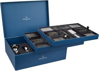 Villeroy & Boch Blacksmith 113-Piece Cutlery Set