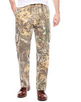 Realtree Camo Twill Cargo Pants