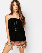 Pull&Bear Strappy Cami Top