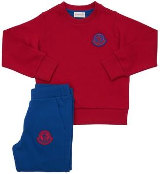 Moncler Cotton Sweatshirt & Sweatpants