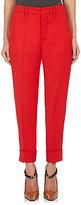 Marni Women's Wool-Blend Crop Trousers