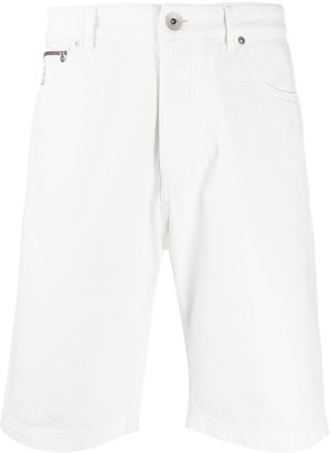 Brunello Cucinelli knee-length denim shorts