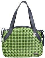 Kalencom Bellisima Diaper Bag, Green Clover by