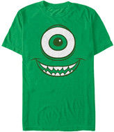 Fifth Sun Men's Tee Shirts KELLY - Monsters, Inc. Mike Face Tee - Men