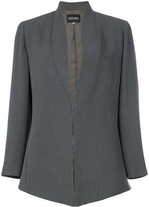 Giorgio Armani Pre Owned Shawl Collar Jacket