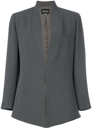 Giorgio Armani Pre-Owned Shawl Collar Jacket