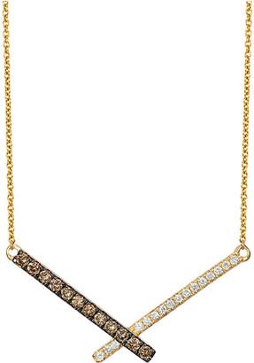 LeVian Le Vian 14K 0.25 Ct. Tw. Diamond Necklace