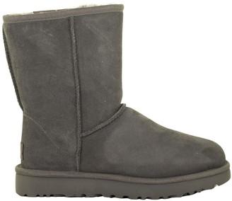 UGG Classic Short Ii Grey Boots