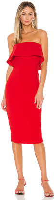 NBD Astro Midi Dress