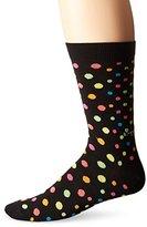 Diesel Men's Ray Dots Crew Socks