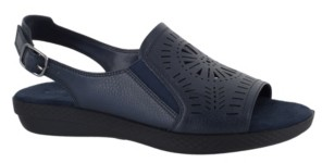 Easy Street Shoes Rose Comfort Sandals Women's Shoes
