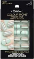 L'Oreal Colour Riche Press On Nails
