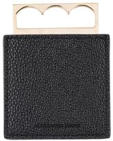 Alexander Wang Leather Compact Mirror