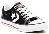 Converse Star Player Ev Oxford Black & White Sneaker (Little Kid & Big Kid)