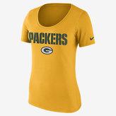 Nike Cotton Lockup (NFL Packers) Women's T-Shirt